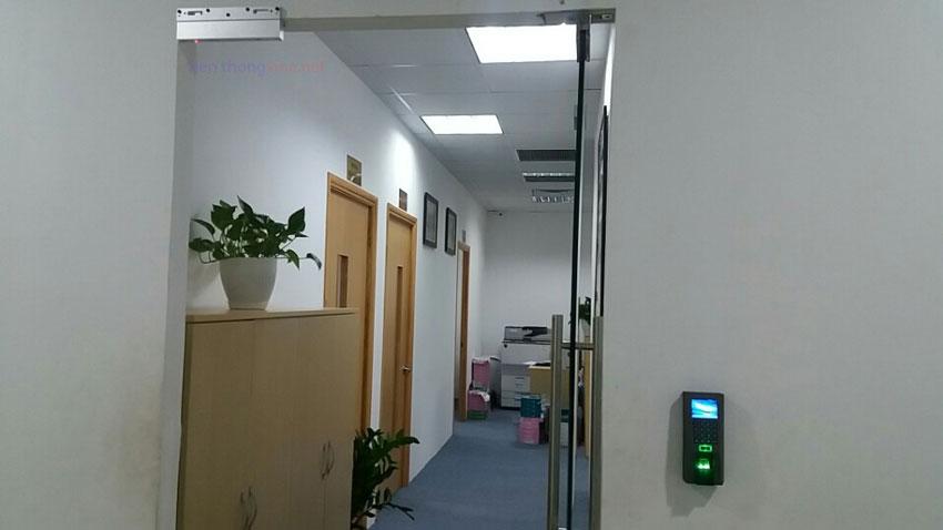 Lắp đặt hệ thống Access Control - Kiểm soát cửa ra vào