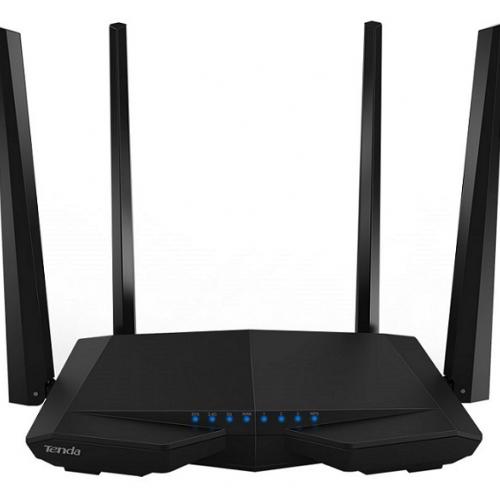 AC1200 Smart Dual-Band Wireless Router TENDA AC6
