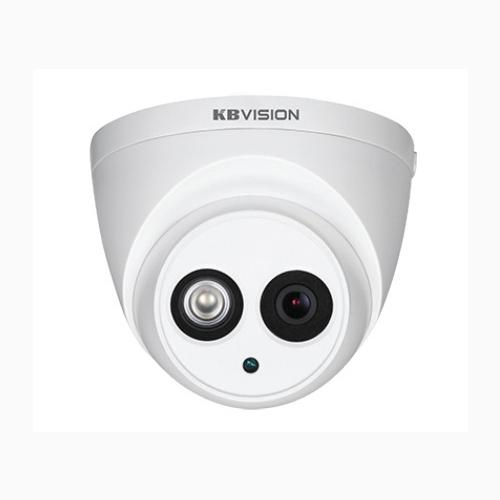 Camera Dome HDCVI hồng ngoại 2.0 Megapixel KBVISION KX-2004C4