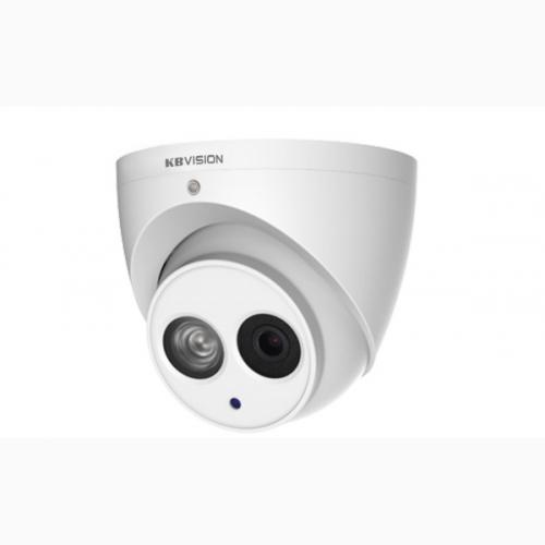 Camera Dome HDCVI hồng ngoại 4.0 Megapixel KBVISION KX-2K14C