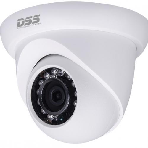 Camera IP Dome hồng ngoại 1.0 Megapixel DAHUA DS2130DIP