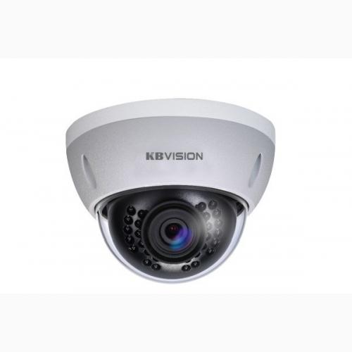 Camera IP Dome hồng ngoại 2.0 Megapixel KBVISION KR-N22D