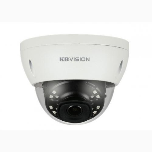 Camera IP Dome hồng ngoại 8.0 Megapixel KBVISION KR-Ni80D