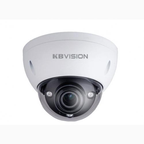 Camera IP Dome hồng ngoại 8.0 Megapixel KBVISION KX-8004iMN
