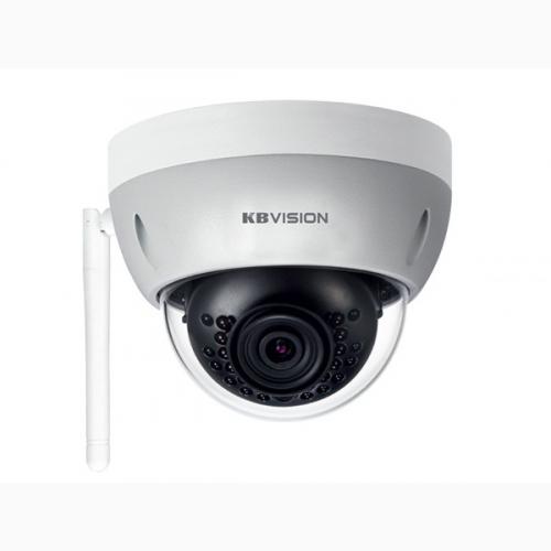 Camera IP Dome không dây hồng ngoại 1.3 Megapixel KBVISION KHA-2013DW