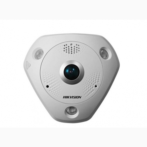 Camera IP Fisheye hồng ngoại 12.0 Megapixel HIKVISION DS-2CD63C2F-I