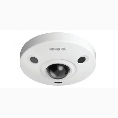 Camera IP Fisheye hồng ngoại 12.0 Megapixel KBVISION KR-FN12LD