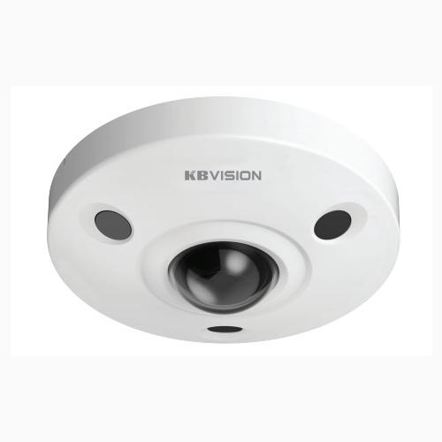 Camera IP Fisheye hồng ngoại 12.0 Megapixel KBVISION KX-1204FN