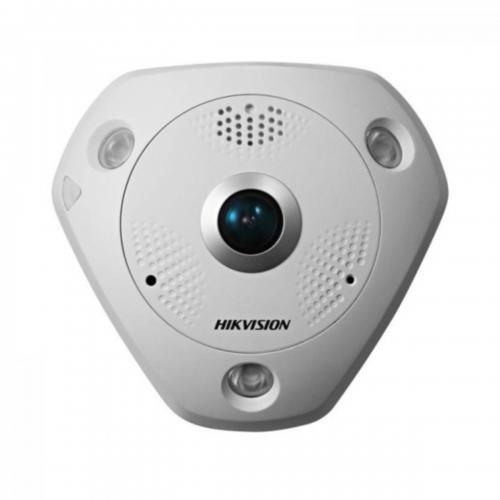 Camera IP Fisheye hồng ngoại 6.0 Megapixel HIKVISION DS-2CD6362F-I