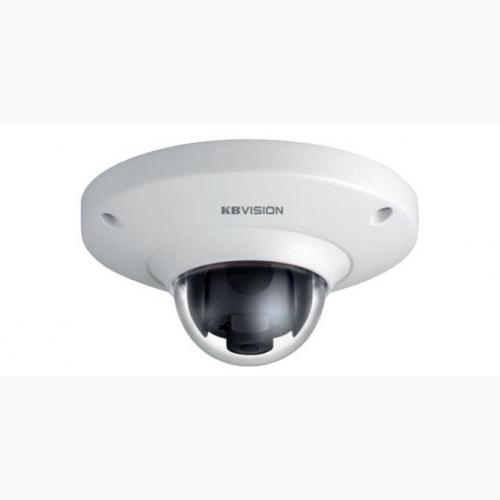 Camera IPFisheye 5.0 Megapixel KBVISION KRA-IP0405FN