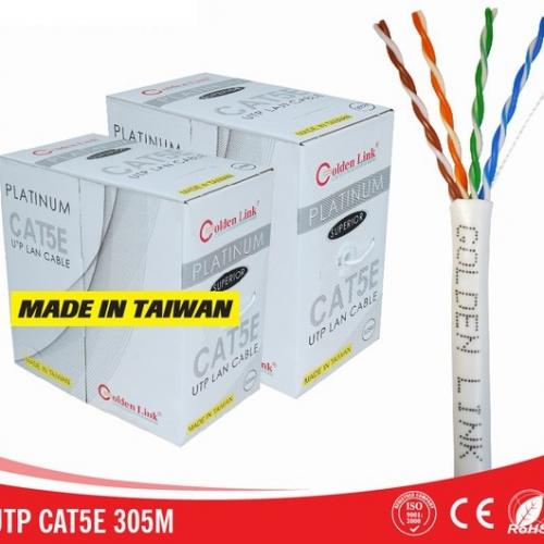 Cáp mạng Golden Link PLATINUM CAT.5E UTP