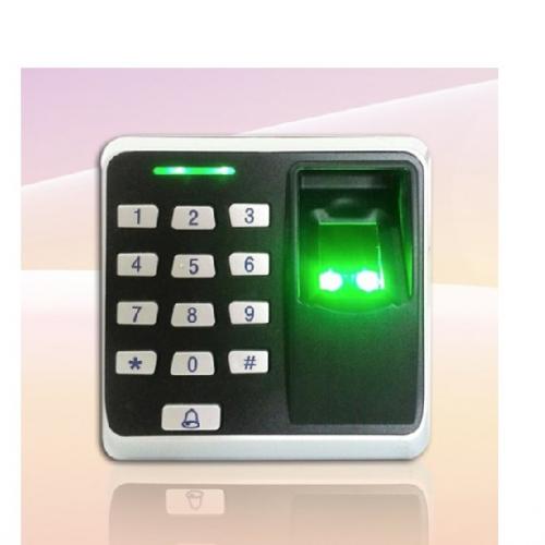 Máy kiểm soát cửa độc lập bằng vân tay và thẻ cảm ứng MITA F01