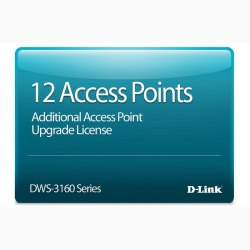 12 Access Point Upgrade License D-Link DWS-316024PCAP12-LIC