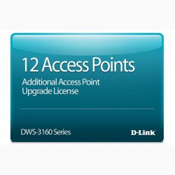 12 Access Point Upgrade License D-Link DWS-316024TCAP12-LIC