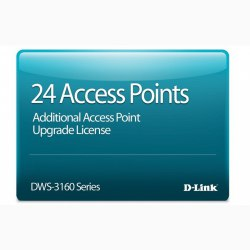 24 Access Point Upgrade License D-Link DWS-316024TCAP24-LIC