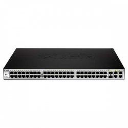 48 Port Ethernet Smart Switch D-Link DES-1210-52