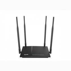 AC1200 High-Gain Dual-Band Gigabit Router D-Link DIR-825+