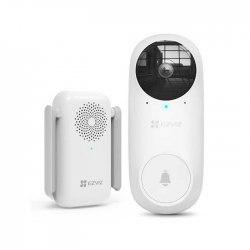 Bộ chuông cửa không dây kèm chuông báo EZVIZ DB2C