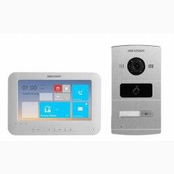 Bộ điện thoại gọi cửa có thu hình IP HIKVISION DS-KIS601