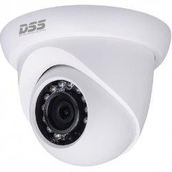 Camera IP Dome hồng ngoại 3.0 Megapixel DAHUA DS2300DIP