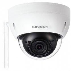Camera IP Dome hồng ngoại không dây 3.0 Megapixel KBVISION KH-N3002W