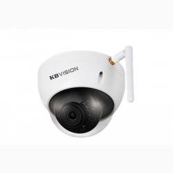 Camera IP Dome hồng ngoại không dây 4.0 Megapixel KBVISION KX-4002WAN