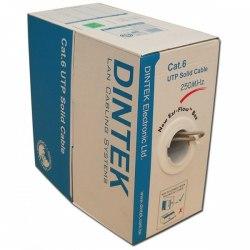 Cáp mạng Dintek CAT.6 UTP 100M/THÙNG