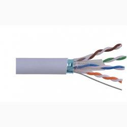 Cáp mạng VCOM CAT5E UTP vỏ PE - thùng 305 mét (L524004)