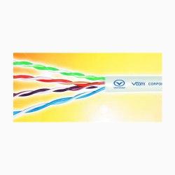 Cáp mạng VCOM CAT6 UTPvỏ PVC- thùng 305 mét(L623002)