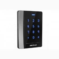 Đầu đọc thẻ Mifare tích hợp mật khẩu HIKVISION DS-K1102MK