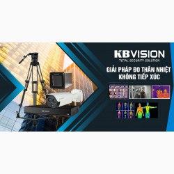 Giải pháp camera đo thân nhiệt không tiếp xúc KBVISION