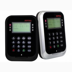 Kiểm soát cửa và chấm công thẻ cảm ứng, mã PIN SOYAL AR 837E