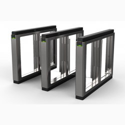 Kiểm soát cửa vào ranhận diện khuôn mặt vàthẻHIKVISION DS-K3B801-L/M-Dp75(O-STD)
