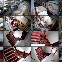 Lắp đặt camera cho biệt thự tại Gò Vấp, Tp.HCM