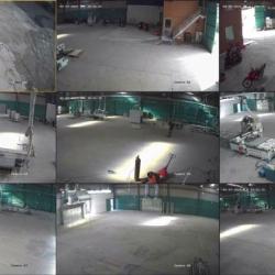 Lắp đặt hệ thống camera Hikvision cho nhà xưởng sản xuất nội thất tại Bình Dương