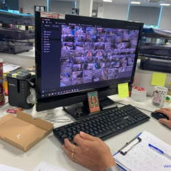 Lắp đặt hệ thống camera quan sátHikvision cho CÔNG TY TNHH IZAR JEWELRY
