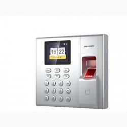 Máy chấm công vân tay, thẻ HIKVISION DS-K1A8503EF