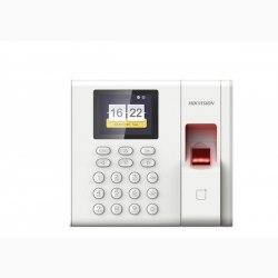 Máy chấm công vân tay, thẻ HIKVISION DS-K1A8503MF-B