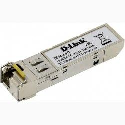SFP Transceiver 1000Base-BX-D Single-mode D-Link DEM-330T