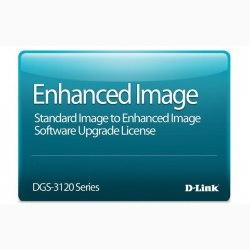 Standard Image to Enhanced Image Upgrade License D-Link DGS-3120-24SC-SE-LIC