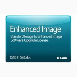 Standard Image to Enhanced Image Upgrade License D-Link DGS-3120-24TC-SE-LIC