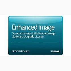 Standard Image to Enhanced Image Upgrade License D-Link DGS-3120-48PC-SE-LIC
