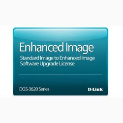 Standard Image to Enhanced Image Upgrade License D-Link DGS-3620-28SC-SE-LIC