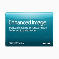Standard Image to Enhanced Image Upgrade License D-Link DGS-3630-28SC-SE-LIC