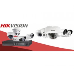 Thương hiệu Camera Hikvision