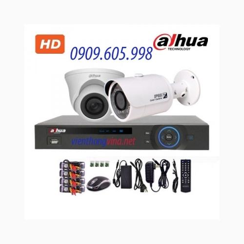 Trọn bộ camera FULL HD DAHUA