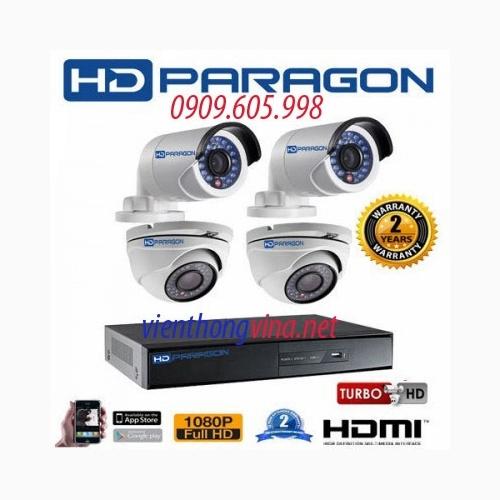 Trọn bộ camera HD HDPARAGON